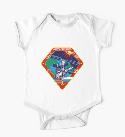 ISS Mission  One Piece - Short Sleeve