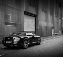Bentley Conti GTC by RossJukesAuto