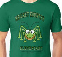 KRICKET KOUNTRY ELEMENTARY...where EVERY child is a little GENIUS! Unisex T-Shirt