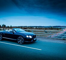 Bentley Conti GTC 2 by RossJukesAuto
