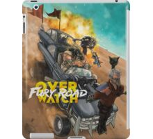 Overwatch: Fury Road (Mad Max crossover) iPad Case/Skin
