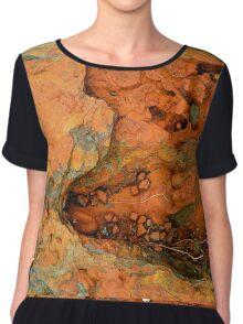 Geology  - Rock Form Brockman Iron Formation Western Australia Chiffon Top