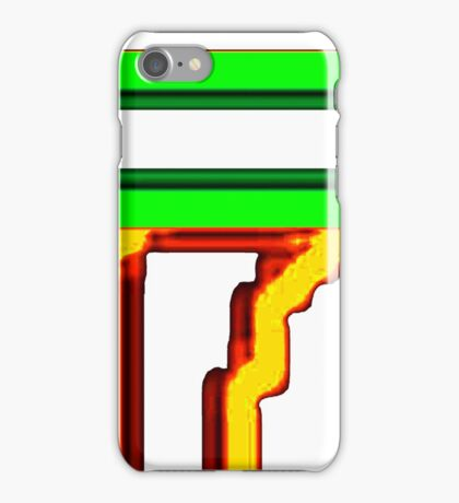 Tube Colors #4.15 No Background iPhone Case/Skin