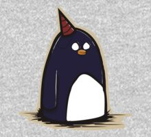 Party Penguin One Piece - Long Sleeve