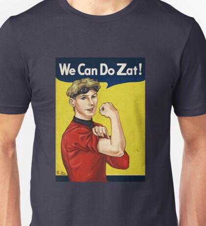 We Can Do Zat! Unisex T-Shirt