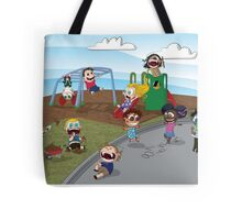 The Playground Tote Bag