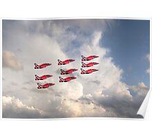Reds Depart  Poster