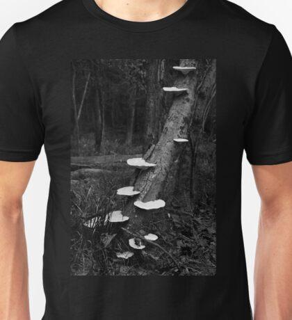 Mushroom Tree Unisex T-Shirt