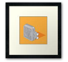 Meopta Framed Print