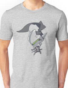 Overwatch- Genji Cute Spray Unisex T-Shirt