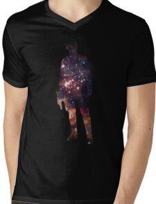 Han Solo Mens V-Neck T-Shirt