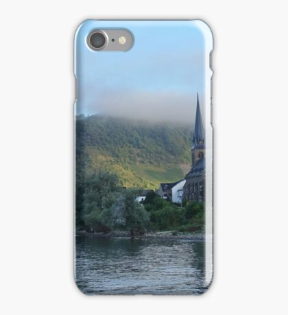 Church on the Bend iPhone Case/Skin
