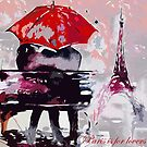 Paris Is For Lovers by appfoto
