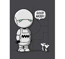 Good Grief Marvin Photographic Print