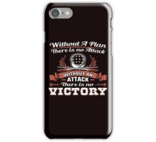 Fencing Enthusiast  iPhone Case/Skin