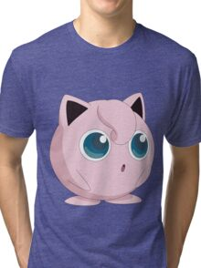 Jigglypuff song Tri-blend T-Shirt