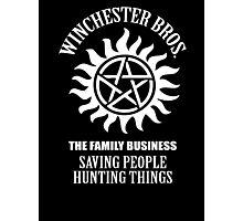Winchester Bros. Photographic Print