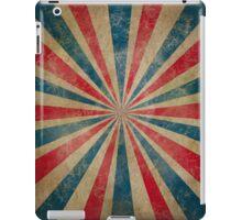 Vintage background iPad Case/Skin