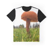Mushroom Graphic T-Shirt