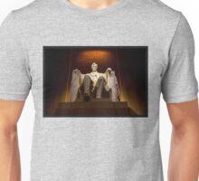 Lincoln Memorial At Night - Washington D.c. Unisex T-Shirt