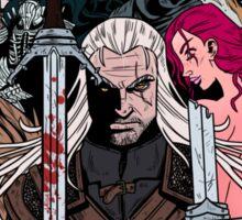 The Witcher Sticker
