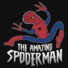 The Amazing Spoderman by ReZourceman