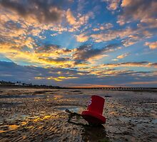 Ryde Sands Red 6 by manateevoyager