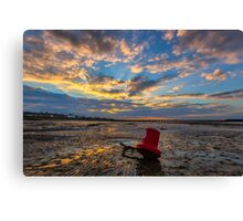 Ryde Sands Red 6 Canvas Print
