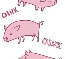 Oink Oink by grrrenadine