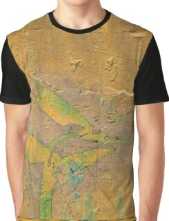 Mythic Map 2 Graphic T-Shirt