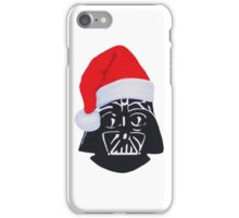 Star Wars Christmas - Darth Vader iPhone Case/Skin