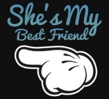 SHE'S MY BEST FRIEND by mcdba
