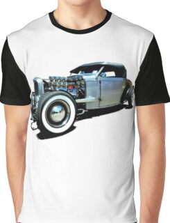 HOTROD-FORD Graphic T-Shirt