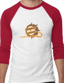Junkrat & Roadhog Men's Baseball ¾ T-Shirt