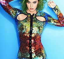 Katy Perry for Cosmopolitan  by Hollie512