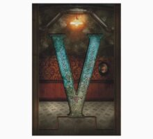 Steampunk - Alphabet - V is for Victorian Kids Clothes