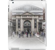 Bolton Market Place iPad Case/Skin