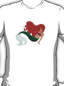 "The Little Mermaid - Ariel ""Flippin' her fins"" T-Shirt"
