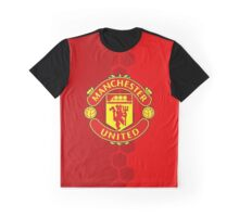 Manchester United FC Graphic T-Shirt