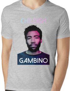 Childish Gambino - Portrait Mens V-Neck T-Shirt