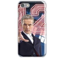 Doctor 12th iPhone Case/Skin