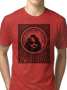 R J MacReady - The Thing Tri-blend T-Shirt