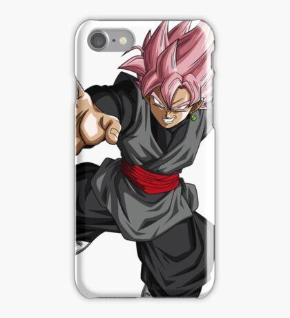 Super Saiyan Rose Goku Black iPhone Case/Skin