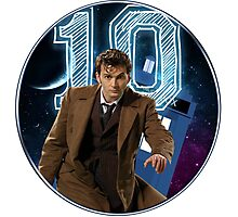 Doctor 10th  Photographic Print