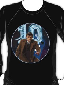 Doctor 10th  T-Shirt
