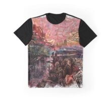 The Atlas Of Dreams - Color Plate 101 Graphic T-Shirt