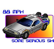 88 MPH by BigfootAlley