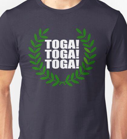 Toga! Toga! Toga! Animal House Unisex T-Shirt