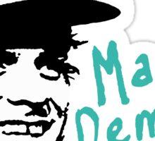 Mac Demarco Head  Sticker
