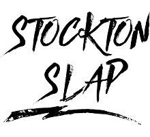 Stockton Slap Photographic Print